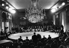 January 27, 1973 - Four part Vietnam peace pacts, the Paris Peace Accords, were signed in Paris, France. The announcement of the military draft ending also occurred on that date. The last U.S. military troops would leave the war zone on March 29.