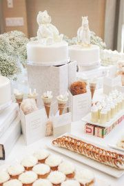 all white baby shower on pinterest all white white baby showers and