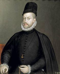 """Sofonisba Anguissola. """"Felipe II"""" (1565)"""