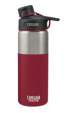 Camelback Stainless Steel Chute Water Bottle - Lifetime guarantee!