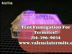 Termites? Need To Tent For Termites?How it actually works! & Tent fumigation info | Termites | Pinterest | Tents