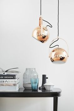Modern ball chandelier