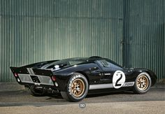 The best supercar ever just cause its american the gt40