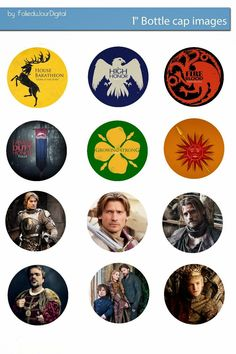 Free Bottle Cap Images: Bottle Cap Movies/TV