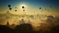 Author: Alberto Maccagno Place: Began, Myanmar/Burma