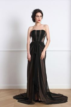Eleganta si romantism in noua colectie Parlor Strapless Dress Formal, Formal Dresses, Blogging, Collection, Fashion, Formal Gowns, Moda, Fashion Styles, Blog