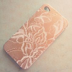 Can't wait until MAY when I get my Iphone!!  Lace iPhone Case PetitBijouxBoutique on Etsy, $22.00
