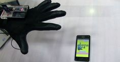 #Estudiantes crearon guante traductor del lenguaje de señas - EL DEBATE: EL DEBATE Estudiantes crearon guante traductor del lenguaje de…