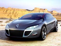 Megane Concept Car #Misterauto #Conceptcar #Renault Piecesauto