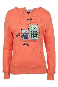 Take time off from winter in the Tree Owl Hoody from Just Add Sugar. Disney Signatures, Crazy Owl, Owl Clothes, Owl Nails, Whimsical Owl, Llamas, Cool Tees, Cloths, Hoods