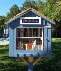Recap: Little Free Library Launch | Friends of Wildwood Park