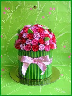 Beautiful Birthday Cakes with Flowers | The Most Beautiful Birthday Cakes (42 pics)
