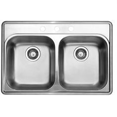 Kindred QSUA1917/8 Steel Queen Undermount 16.75 In Single Kitchen Sink |  Faucets, Sinks And Farmhouse Kitchen Sinks