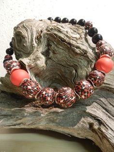 Fimo Collier hand made by kreakette Pandora Charms, Charmed, Bracelets, Handmade, Jewelry, Fashion, Fimo, Nice Things, Jewerly