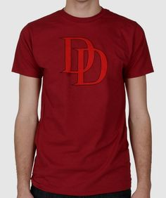Daredevil Logo T-Shirt       >>> Deal of the day   http://amzn.to/2coF9SL