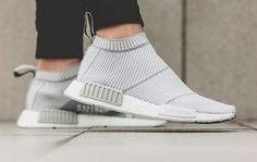 a67be519d Adidas City Sock NMD Light Grey White Primeknit Size 11 boost yeezy  Bekannte Marken