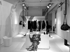 Gallery Aesthete at LuminaireX Project, Design by Lukas Machnik Interior Design in collaboration with Stephen Naparstek