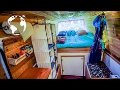 (5) 21 Year old trades Apartment in Seattle for Life on the Road in Sprinter Van - YouTube