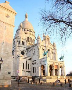 Paris. C'est magnifique.