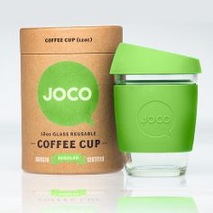 JOCO cups :: drink coffee and tea with cups that care :: review + giveaway by theSIMPLEmoms, via Flickr