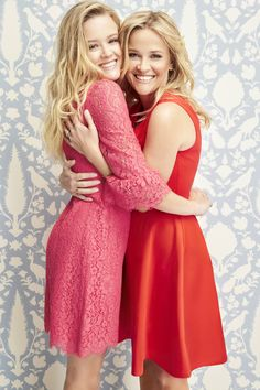 mom & daughter reese witherspoon ava phillippe
