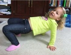 great article here: Trunk Strengthening Ideas For Kids
