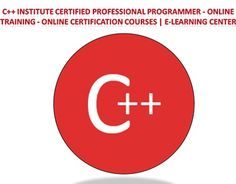 "Check out new work on my @Behance portfolio: ""C++ Institute Certified Professional Programmer"" http://be.net/gallery/48429931/C-Institute-Certified-Professional-Programmer"