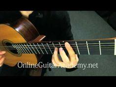 Gymnopédie No. 1 - Erik Satie (Guitar Transcription)