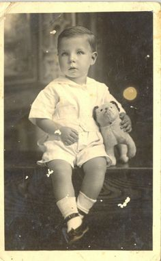 Vintage 1920s B Photograph Postcard a Boy and by TheIDconnection, $10.00  Vintage 1920s B Photograph Postcard a Boy & his Dog http://TheIDconnection.etsy.com retro 20's Child Photo  http://etsy.me/15p7WcY via @Emily Schoenfeld Stromberg