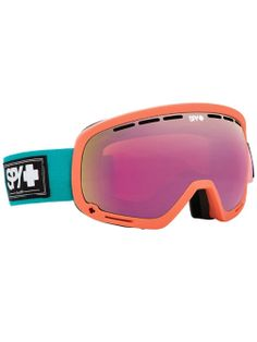 Spy Marshall Indoor revival goggles