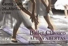 Campomaiornews: Ballet Clássico do Projecto Formação no Centro Cul...