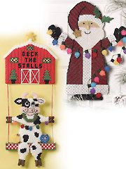 Christmas Wall Hangings - Electronic Download
