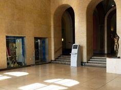 Infostelle der RWTH im Hauptgebäude