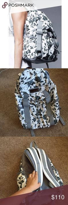 Adidas Stella McCartney backpack Very hard to find, practically new backpack. Used literally 4 times. Has multiple pockets and very functionable. Separate padded pocket for your laptop on a back section. Adidas by Stella McCartney Bags Backpacks