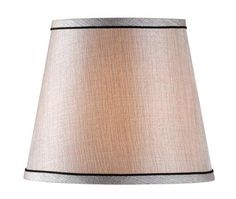 Hunter lighting mix and match 15 jade silver fabric drum lamp hunter lighting mix and match 10 allegan silver metallic fabric tapered lamp shade mozeypictures Gallery