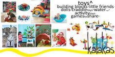 Fun #toys to play with. Toys to play, fun! @kalakas.es