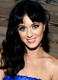 Katy Perry's soft makeup