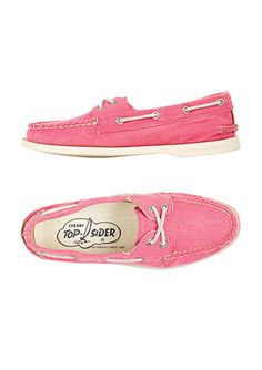 Sperry Topsider in Pink