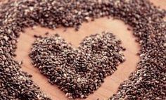 Chiasamen enthalten Ballaststoffe und helfen beim Abnehmen