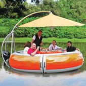Could use this floating down apple river in cedar lake!