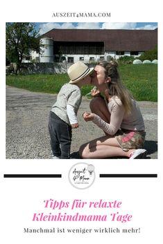 Manchmal reicht es, wenn man sich als Mutter auf das Wesentliche konzentriert und den Alltag dabei mit viel Humor und Gelassenheit angeht. Au Pair, Baby Kind, Kids And Parenting, Pregnancy, Couple Photos, Tips, Super, Gifts For Toddlers, Toys For Toddlers