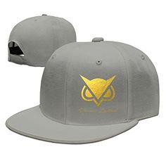 b4fd3a25213 MPOD Vanoss Gaming Gold Owl Logo Baseball Cap Ash -- You can get more  details