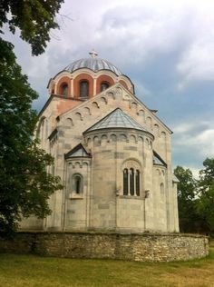 Monastery Studenica, Serbia