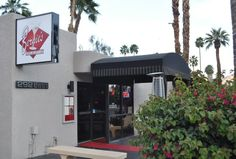 Bernie's Lounge and Supper Club in Palm Springs takes over for where Davey's Hideaway was located.
