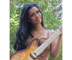 Guitar Girl'd: Interview with Sharon Aguilar on CeeLo, and Miss President Love Smiley, Women In Music, Female Guitarist, 2ne1, Pop Singers, Presidents, Interview, Hollywood, Beauty