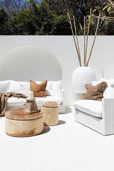 Home Interior, Interior And Exterior, Interior Design, Natural Interior, Interior Paint, Home Design, Modern Design, Design Ideas, Outdoor Sofa