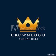 - Buy this stock vector and explore similar vectors at Adobe Stock Crown Logo, Vectors, Adobe, Logo Design, King, Explore, Luxury, Cob Loaf, Exploring