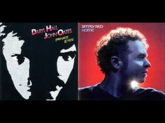 Another Old School mashup:  Hall & Oates vs. Simply Red - I Can't Go For That / Sunrise