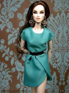 Fashion Royalty kesenia | Flickr - Photo Sharing!
