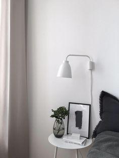 Split Bæredygtig LED bordlampe Kraftig belysning til